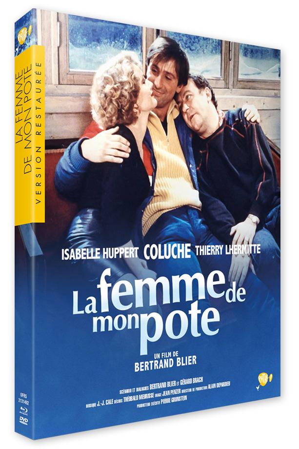 La Femme de mon pote (Bertrand Blier, 1983) - Blu-ray
