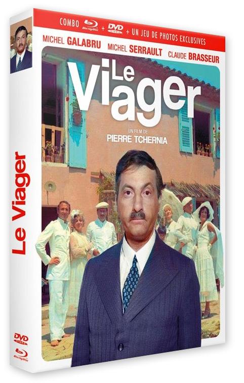 Le Viager (Pierre Tchernia, 1972) - Blu-ray