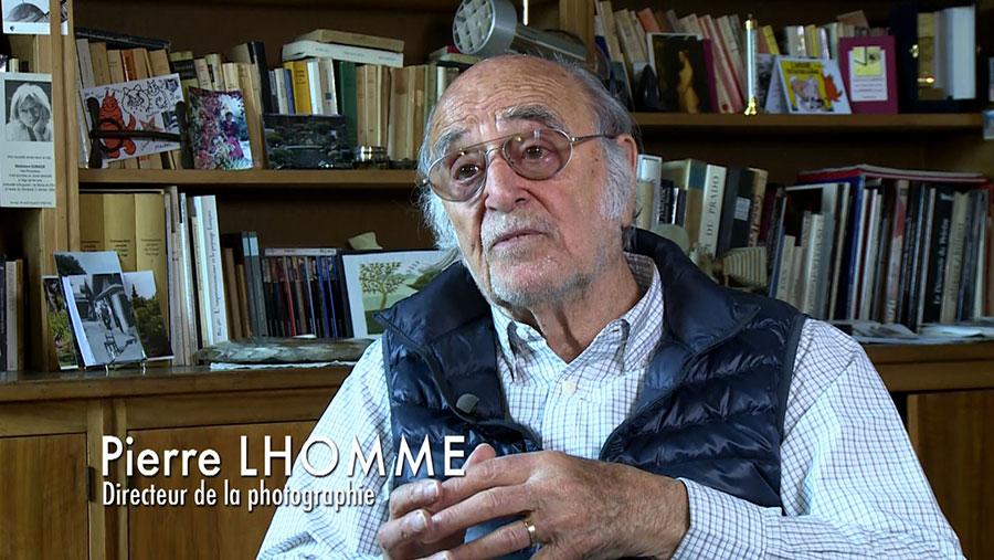 Interview de Pierre Lhomme directeur de la photo du Le Roi de cœur (Philippe de Broca, 1966)