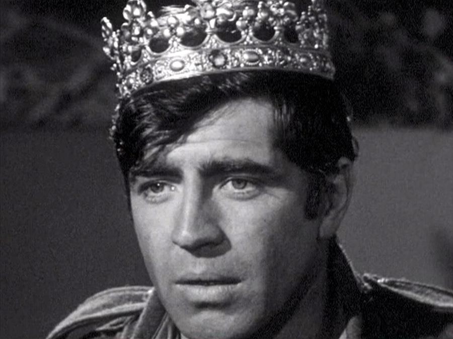 Alan Bates parle du Roi de cœur (Philippe de Broca, 1966)