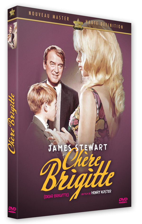Chère Brigitte (Henry Koster, 1965) - DVD
