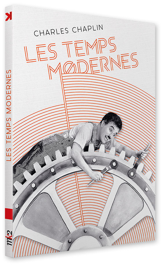 Les Temps modernes (Charles Chaplin, 1936) - DVD/Blu-ray Potemkine