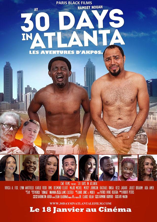 30 Days in Atlanta (Robert O. Peters, 2014)