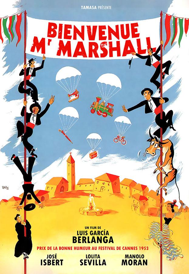 Bienvenue Mr Marshall (Luis Garcia Berlanga, 1953)