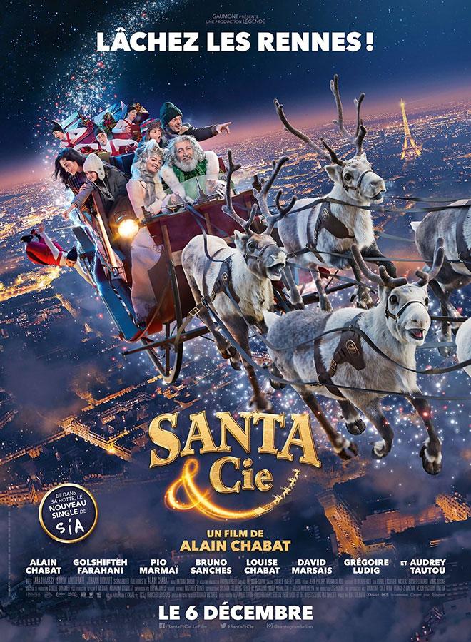 Santa & Cie (Alain Chabat, 2017)