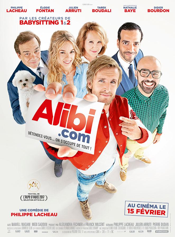 Alibi.com (Philippe Lacheau, 2017)
