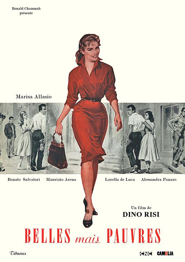Belles mais pauvres (Dino Risi, 1957)