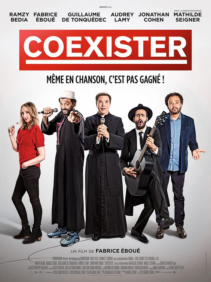 Coexister (Fabrice Eboué, 2017)