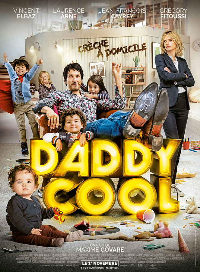 Daddy cool (Maxime Govare, 2017)