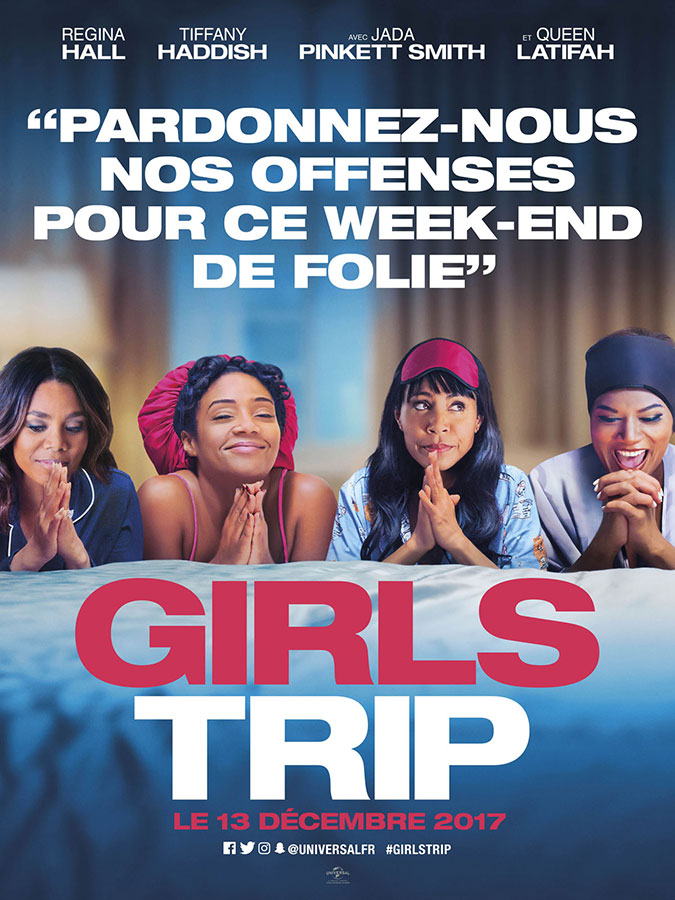 Girls Trip (Malcolm D. Lee, 2017)