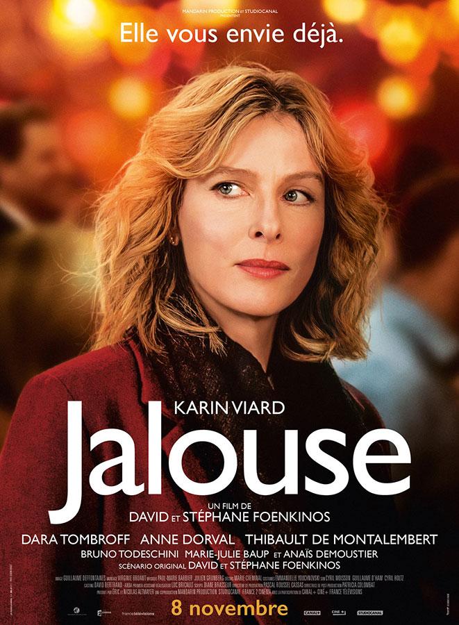 Jalouse (David et Stéphane Foenkinos, 2017)
