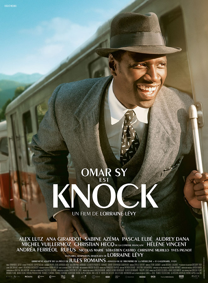 Knock (Lorraine Lévy, 2017)