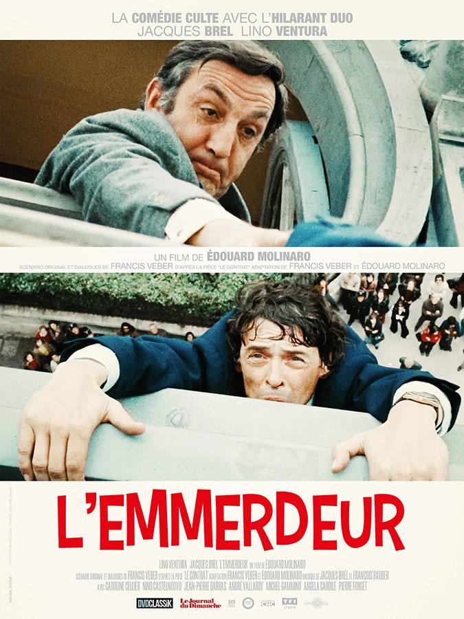 L'Emmerdeur (Édouard Molinaro, 1973)