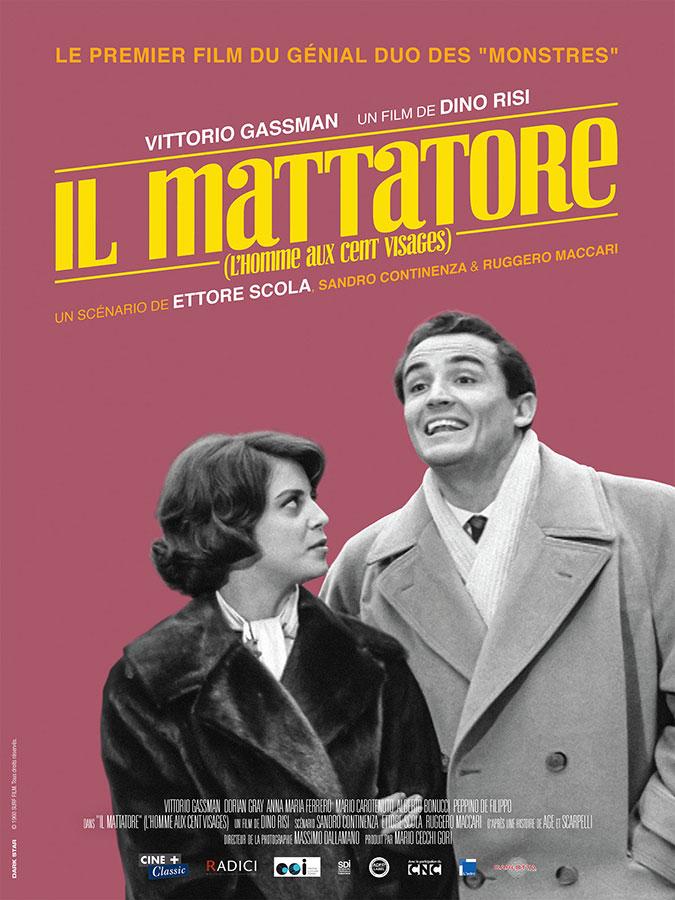 L'Homme aux cent visages (Dino Risi, 1960)