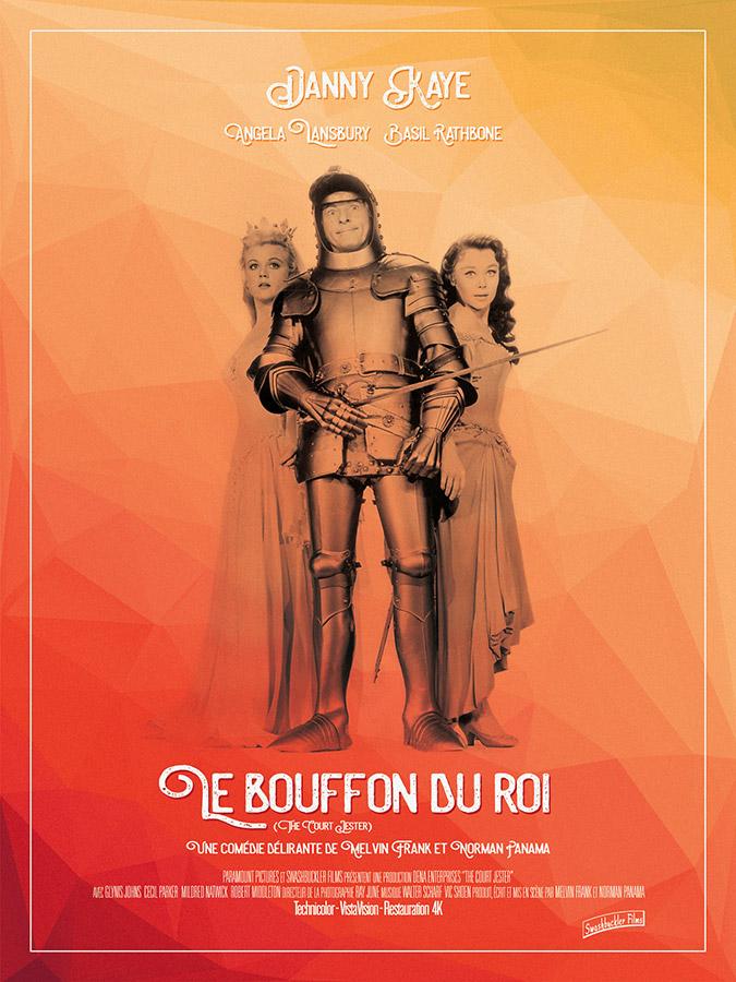 Le Bouffon du roi (The Court Jester, 1956) de Melvin Frank et Norman Panama