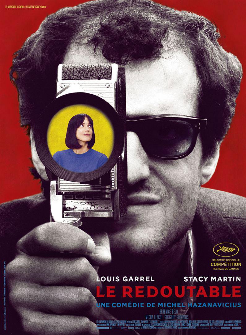 Le Redoutable (Michel Hazanavicius, 2017)