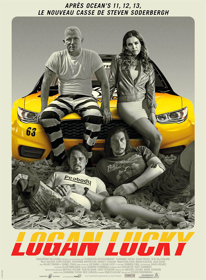 Logan Lucky (Steven Soderbergh, 2017)