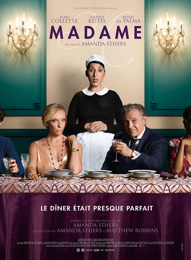 Madame (Amanda Sthers, 2017)