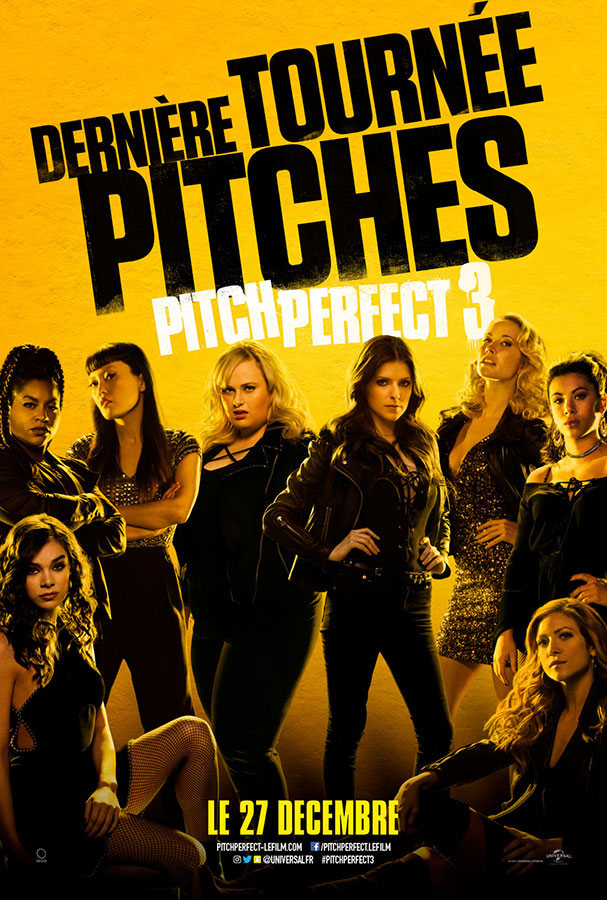 Pitch Perfect 3 (Trish Sie, 2017)