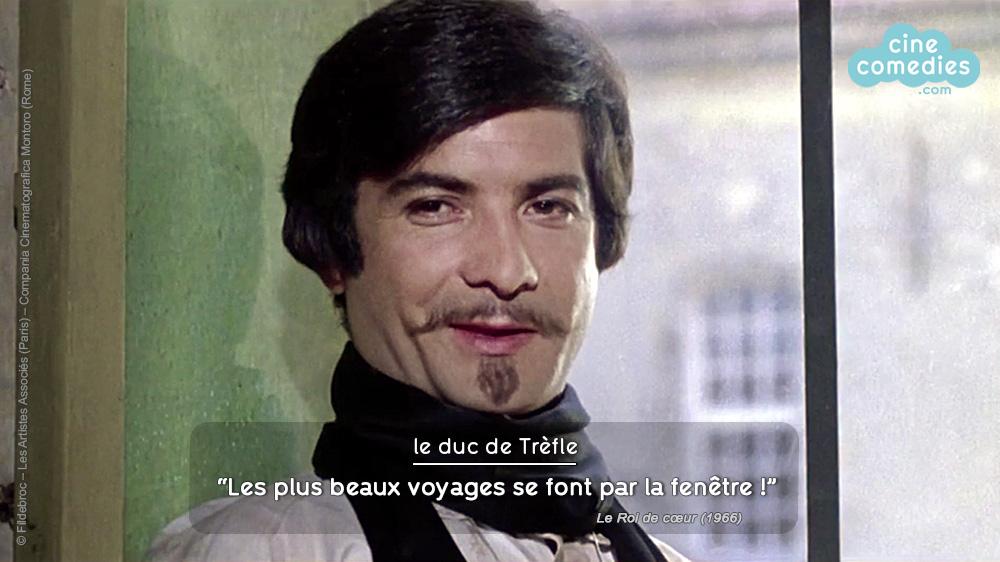 Le Roi de cœur (Philippe de broca, 1966) - réplique 1