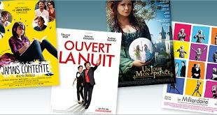 sorties Comédie du 11 janvier 2017 : Jamais contente, Ouvert la nuit, Un jour mon Prince, Le Milliardaire (reprise).