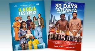 sorties Comédie du 18 janvier 2017 : Il a déjà tes yeux, 30 Days in Atlanta.