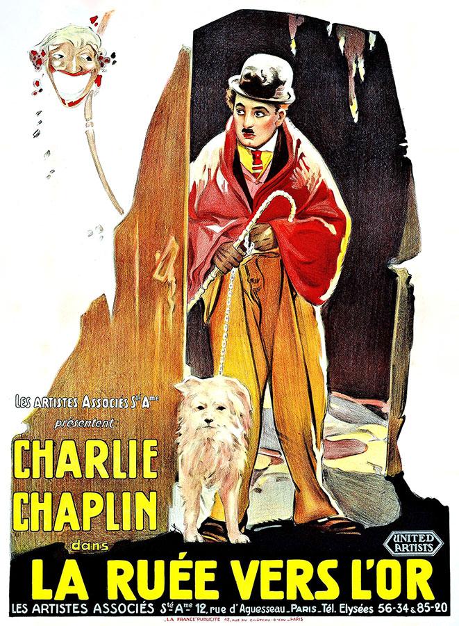 La Ruée vers l'or (Charlie Chaplin, 1925)