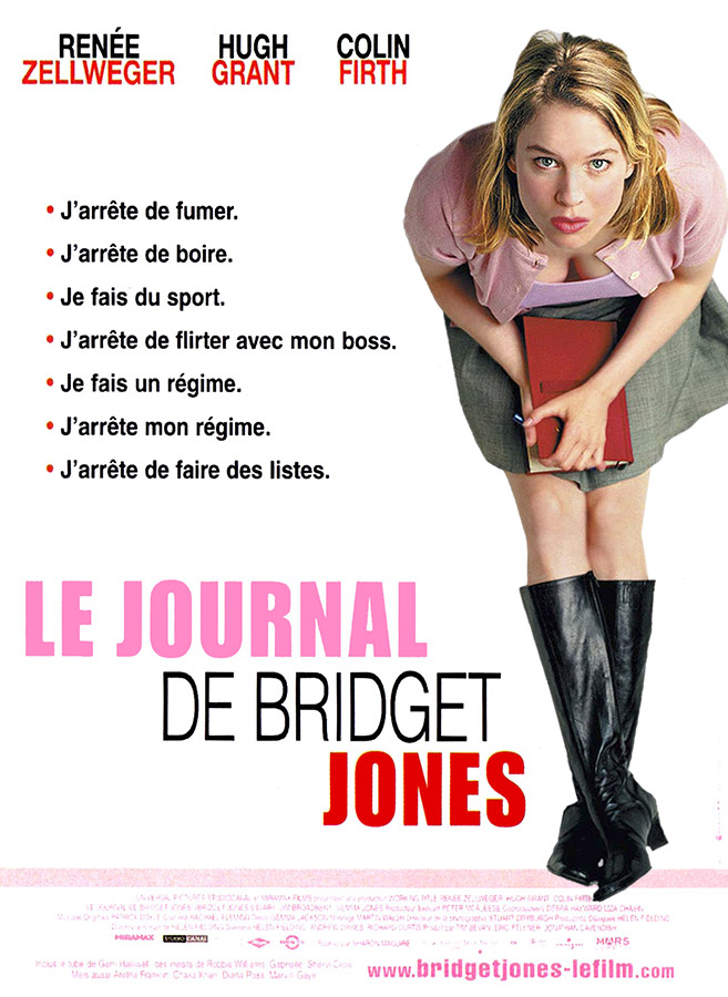 Le Journal de Bridget Jones (Sharon Maguire, 2001)