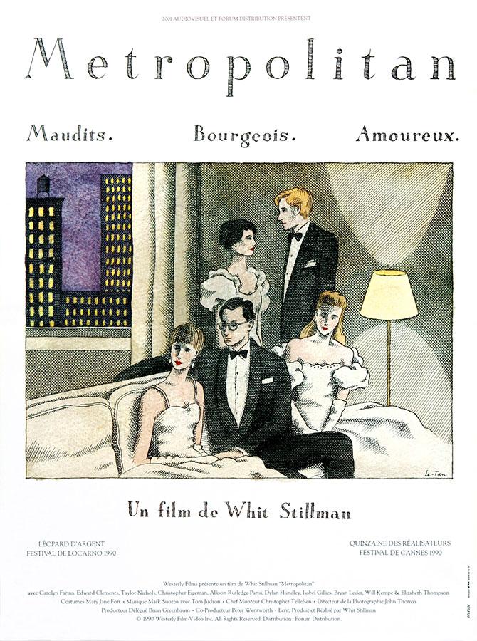 Metropolitan (Whit Stillman, 1990)