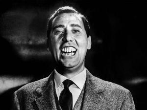 "Albert Sordi dans Les Complexés (segment Guillaume ""dents longues""/Guglielmo il dentone, 1965)"