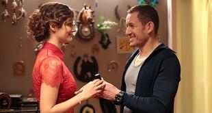 Alice Pol et Dany Boon dans Raid dingue (2017)