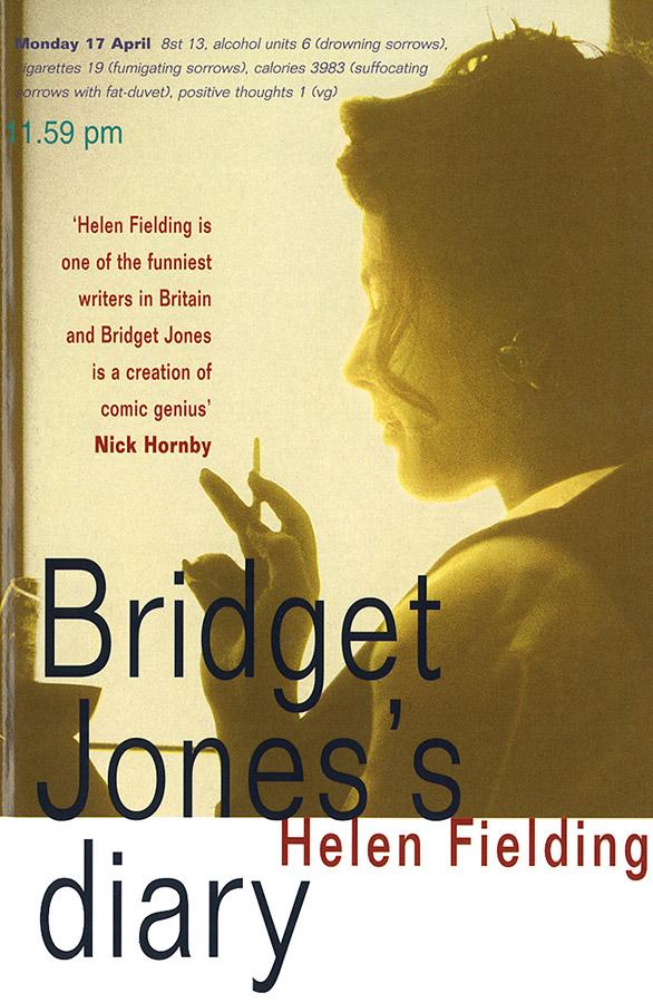 Bridget Jones's Diary by Helen Fielding (Picador) - Première édition du 1 janvier 1996
