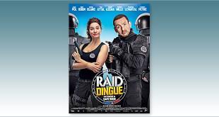 sortie Comédie du 1 février 2017 : Raid dingue