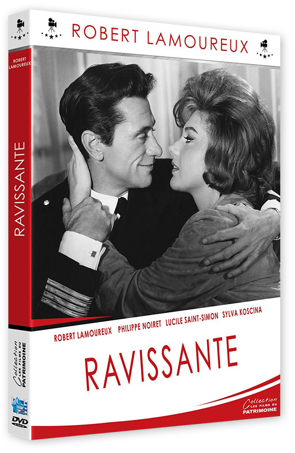 Ravissante (Robert Lamoureux, 1960) - DVD (LCJ Éditions)