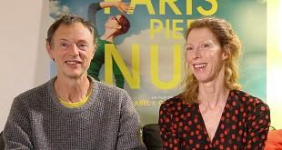 Dominique Abel et Fiona Gordon - Paris pieds nus