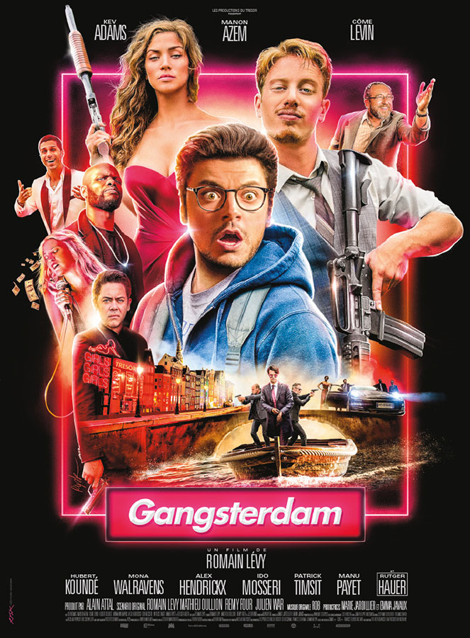 Gangsterdam (Romain Lévy, 2017)