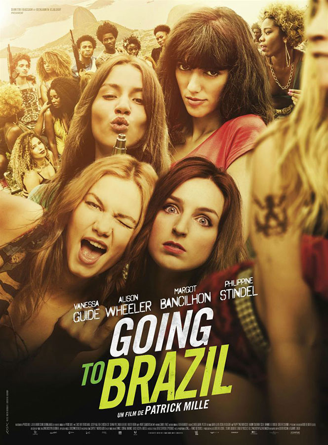 Going To Brazil (Patrick Mille, 2017)