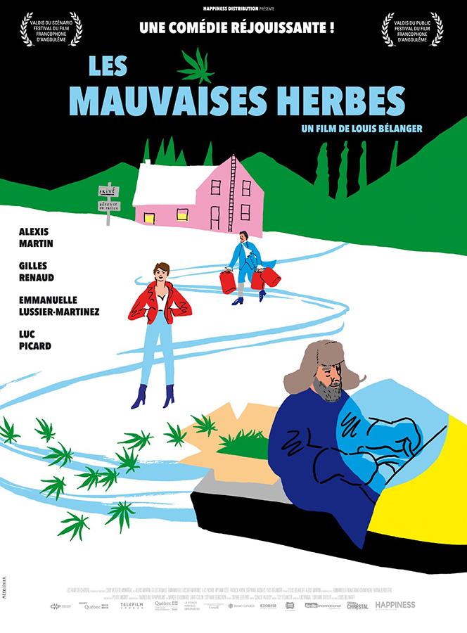 Les Mauvaises herbes (Louis Bélanger, 2016)
