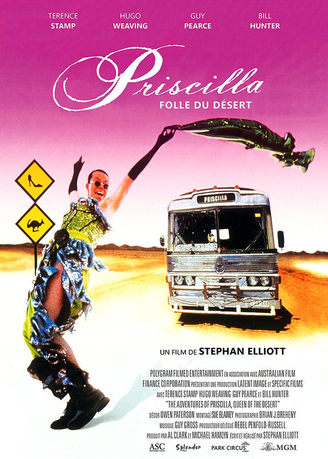 Priscilla, folle du désert (Stephan Elliott, 1994)