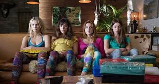 Margot Bancilhon, Vanessa Guide, Alison Wheeler et Philippine Stindel dans Going To Brazil (Patrick Mille, 2017)