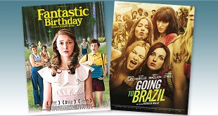 sorties Comédie du 22 mars 2017 : Fantastic birthday, Going To Brazil