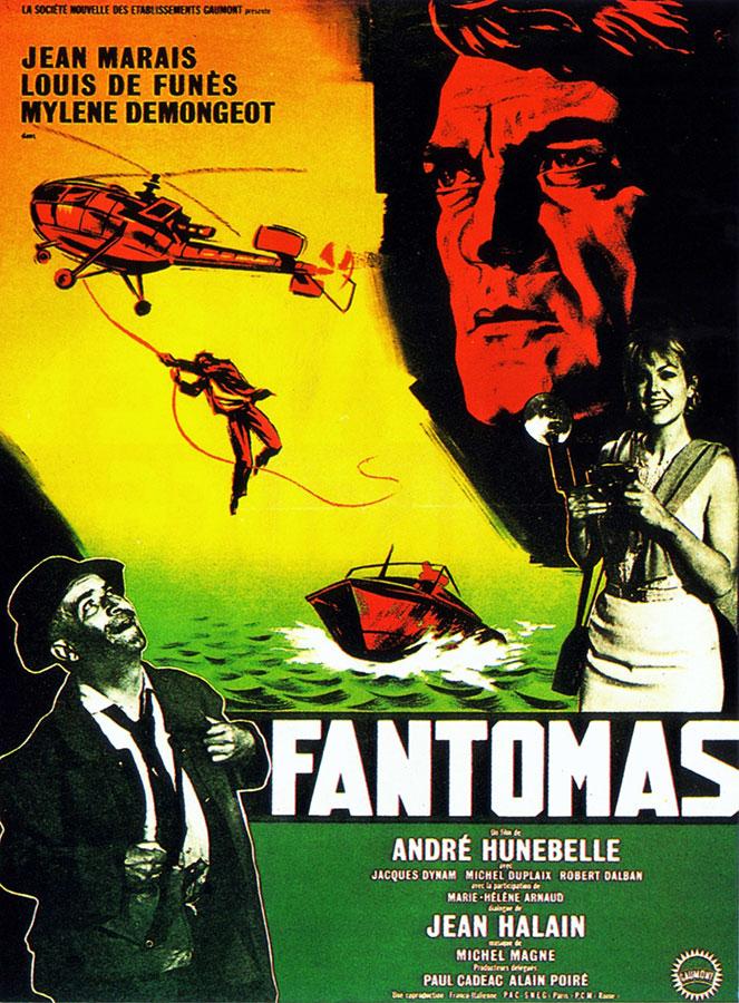 Fantômas (André Hunebelle, 1964)
