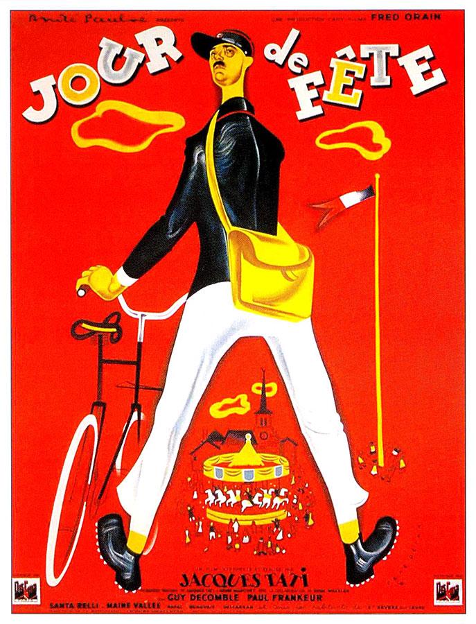 Jour de fête (Jacques Tati, 1949)