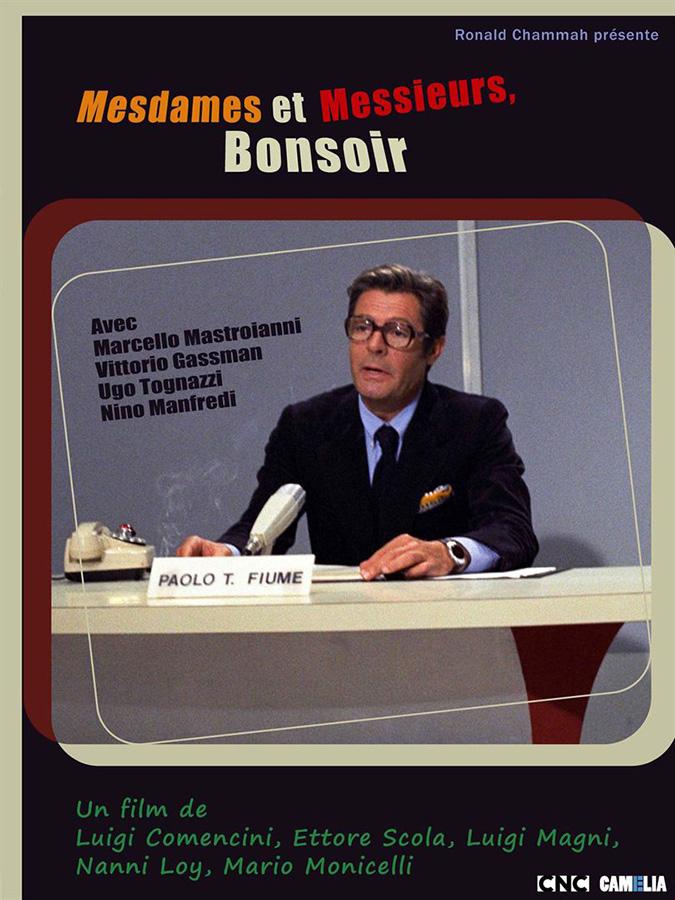 Mesdames et messieurs, bonsoir (Luigi Comencini, Nanni Loy, Luigi Magni, Mario Monicelli, Ettore Scola, 1976)