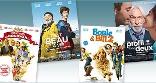 sorties Comédie du 12 avril 2017 : Bienvenue au Gondwana, Boule et Bill 2, C'est beau la vie quand on y pense, Un profil pour deux