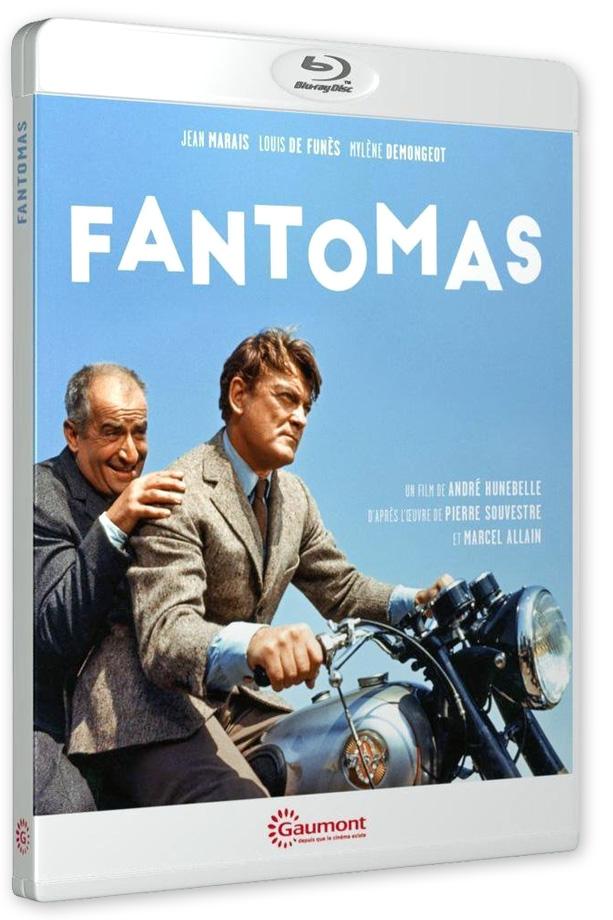 Fantômas (André Hunebelle, 1964) - Blu-ray