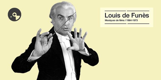 Louis de Funès - Musiques de Films / 1964-1973 (Universal Music France)