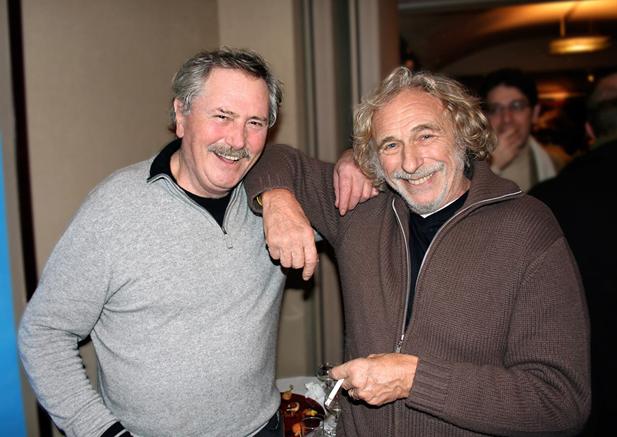 Victor Lanoux et Pierre Richard en 2005 - © CineComedies