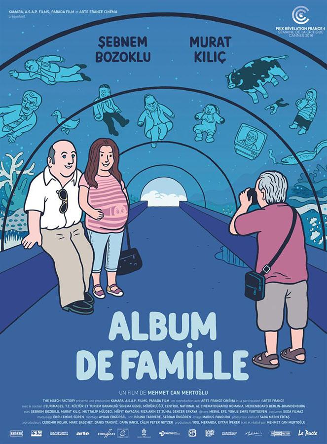 Album de famille (Mehmet Can Mertoğlu, 2017)