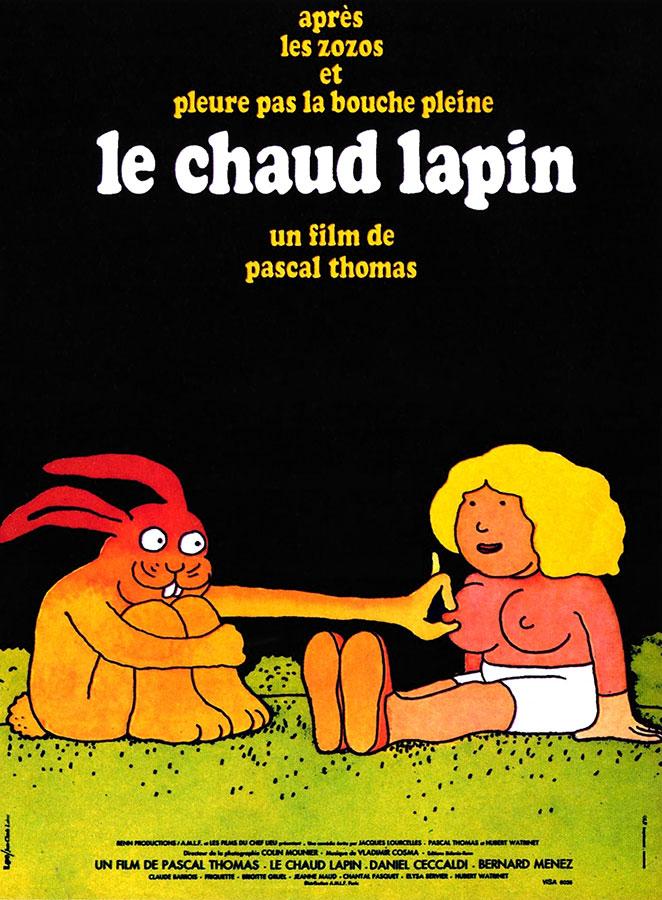 Le Chaud lapin (Pascal Thomas, 1974)